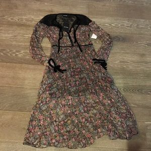 The Kooples Midi Dress